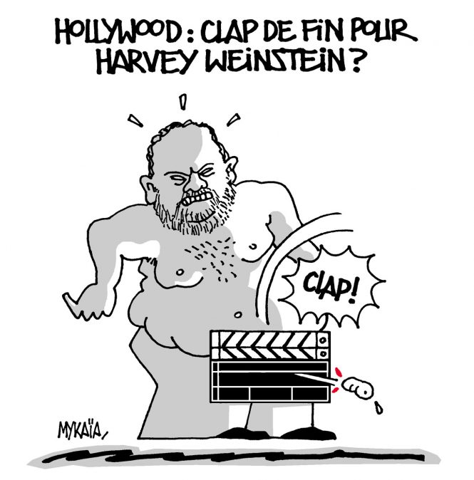 Hollywood : clap de fin pour Harvey Weinstein ?