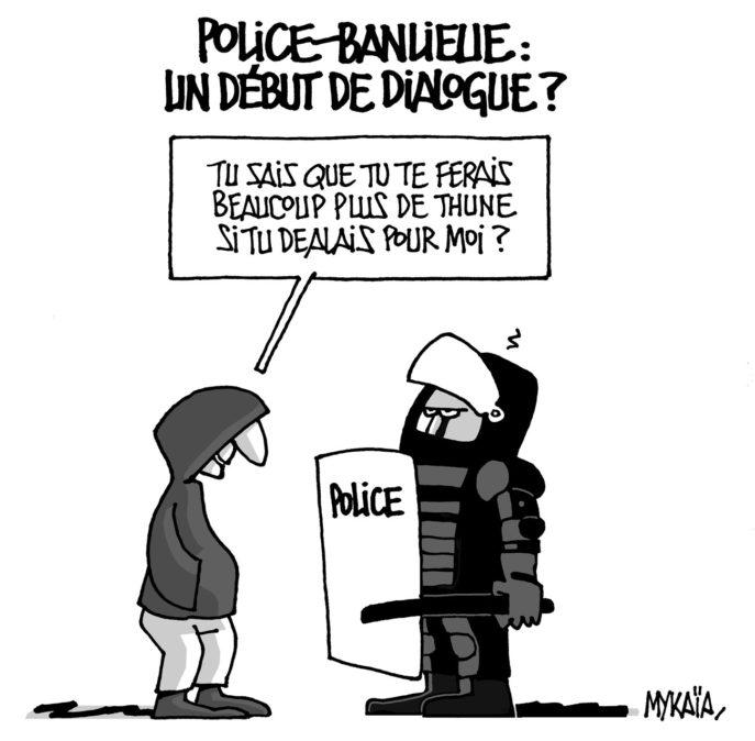 Police-Banlieue : un début de dialogue ?