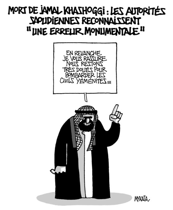Mort de Jamal Khashoggi