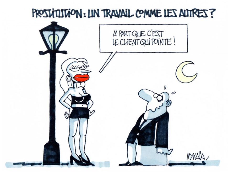 Prostitution : un travail comme les autres ?