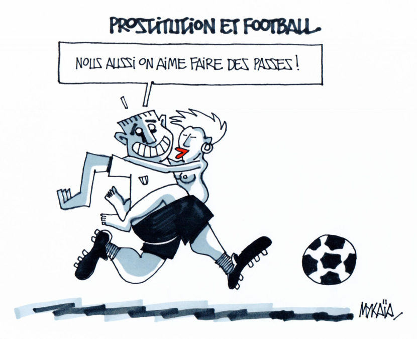 Prostitution et football