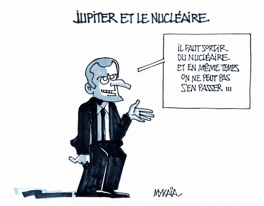 Jupiter et le nucléaire