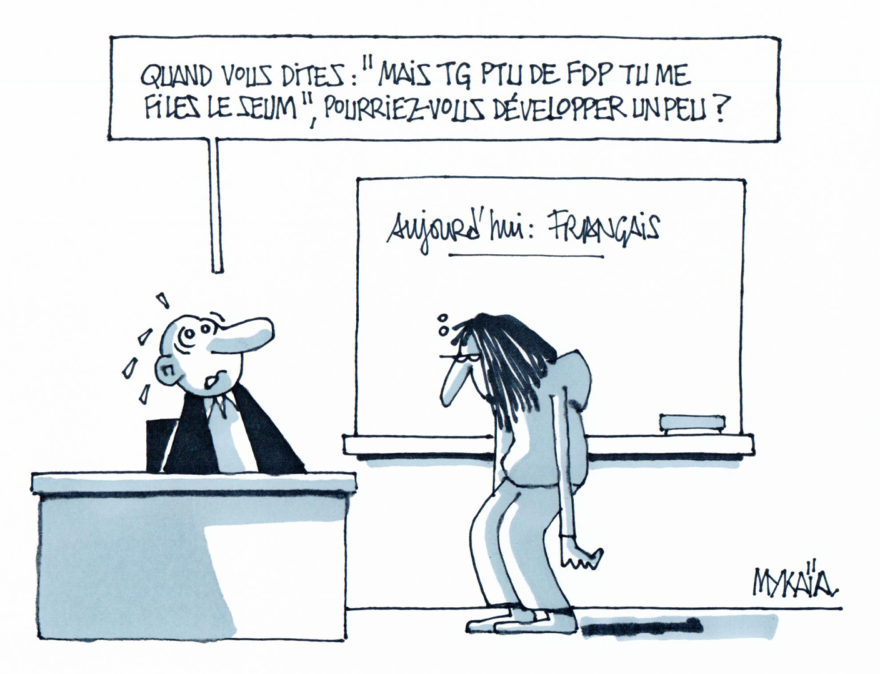 La langue française est-elle vraiment en danger ?