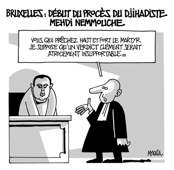 Procès Mehdi Nemmouche