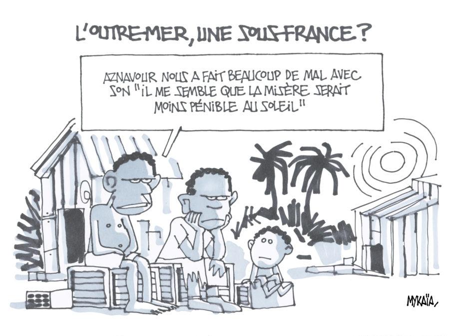 Outre-mer : vraiment français ?