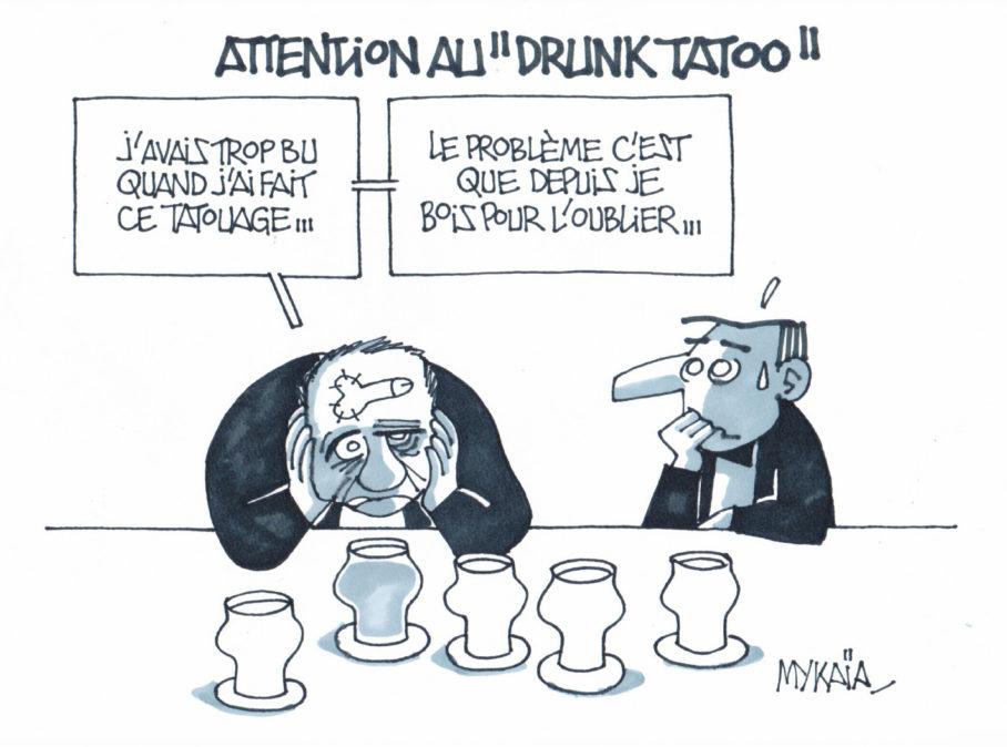 Le tatouage, un nouveau conformisme ?