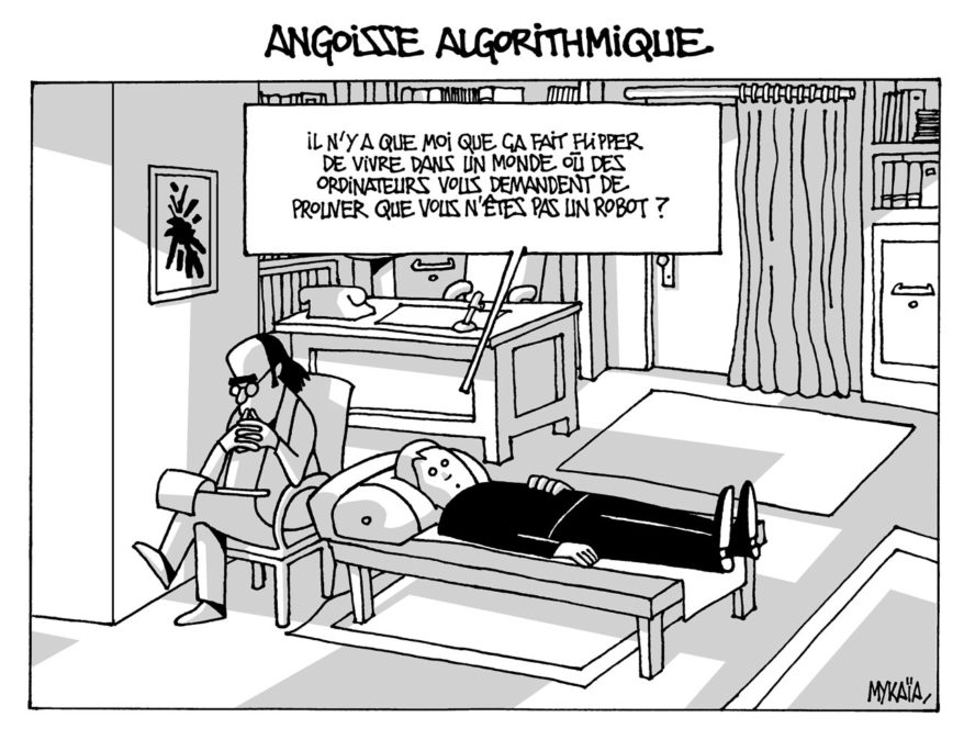 Angoisse algorithmique