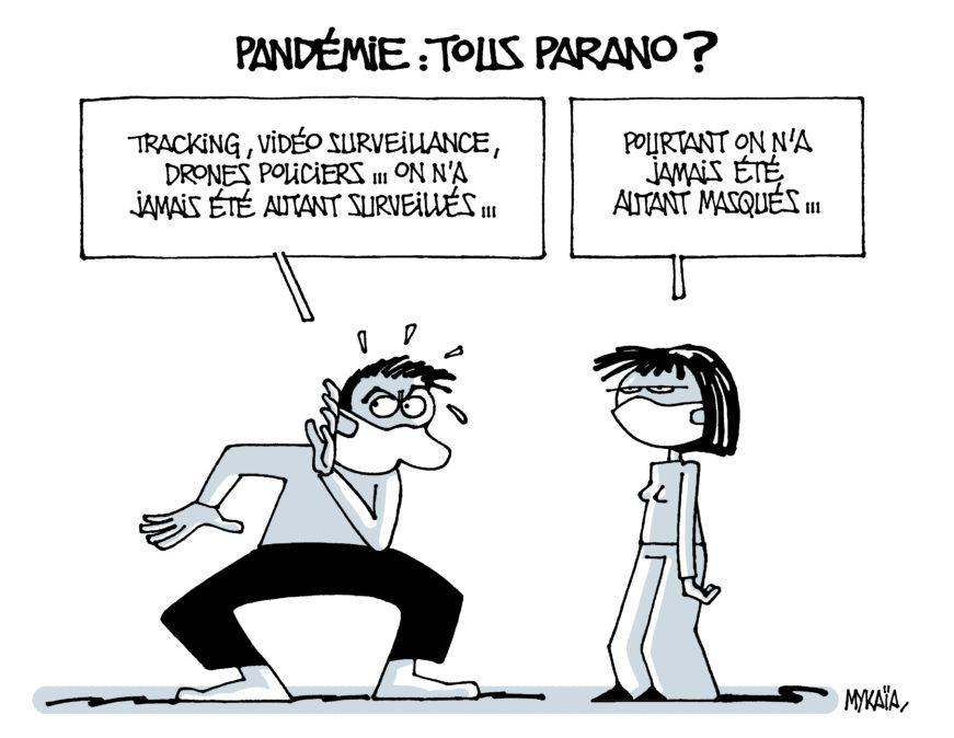 Pandémie : tous parano ?