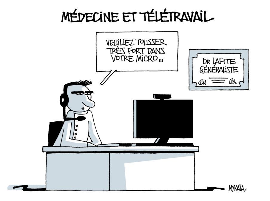 Pandémie : télétravail, la nouvelle norme ?
