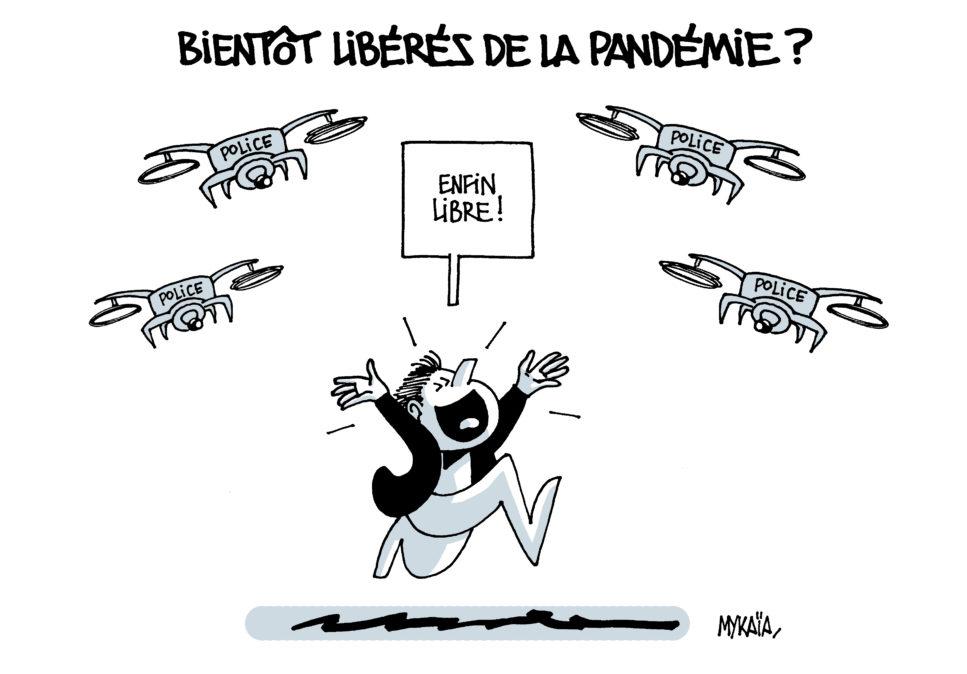Pandémie : vers une liberté conditionnelle ?
