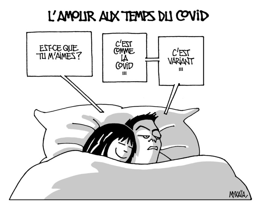 L'amour aux temps du Covid opus 02