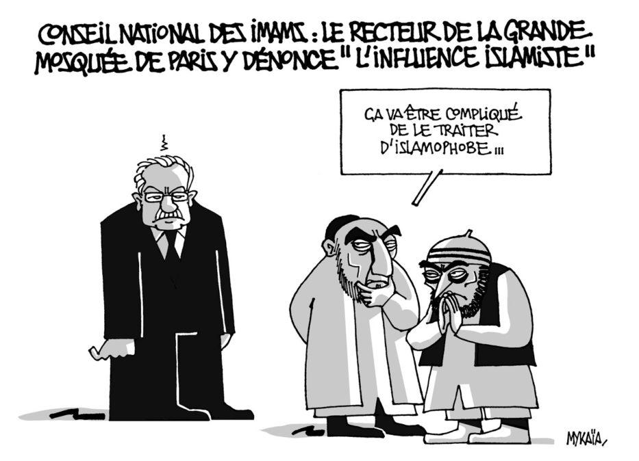 Le CNI sous influence islamiste