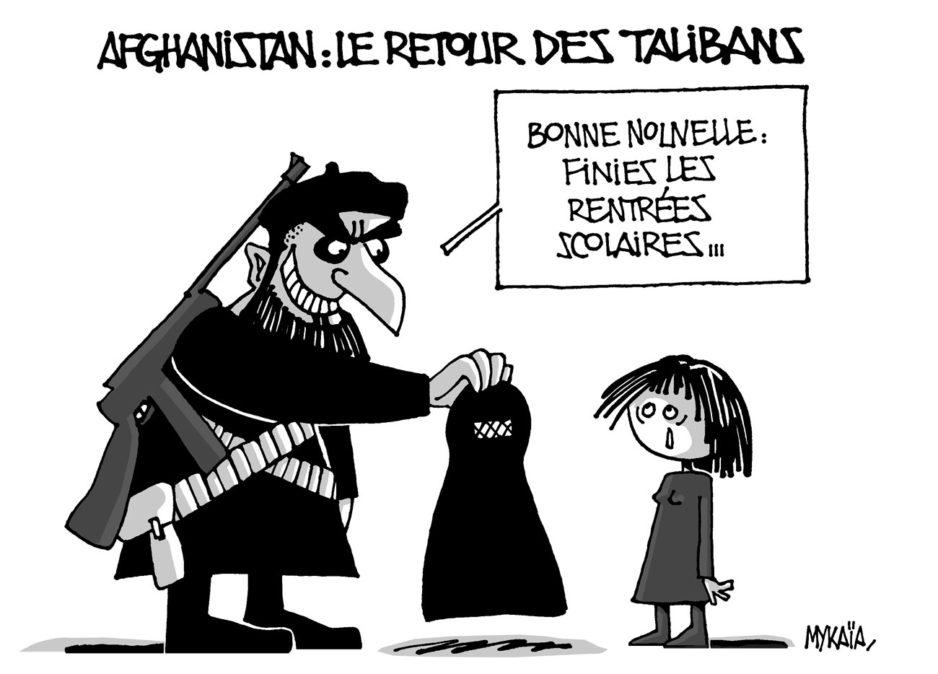 20 ans après, le retour des talibans en Afghanistan