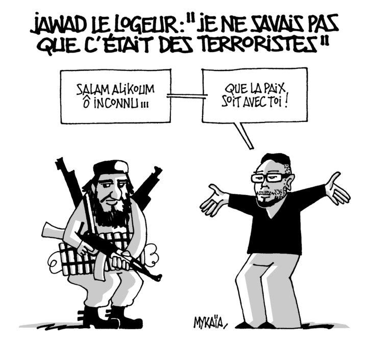 PROCÈS DE JAWAD
