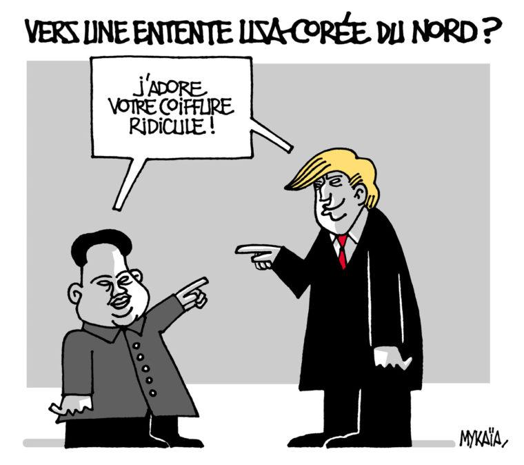 Vers une entente USA-Corée du Nord ?