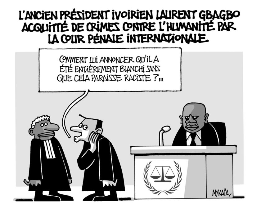 Laurent GBAGBO acquitté