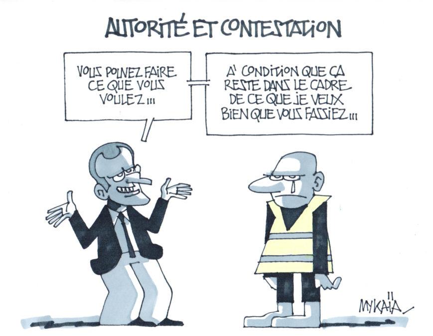 Les Français ont-ils un problème avec l'autorité ?