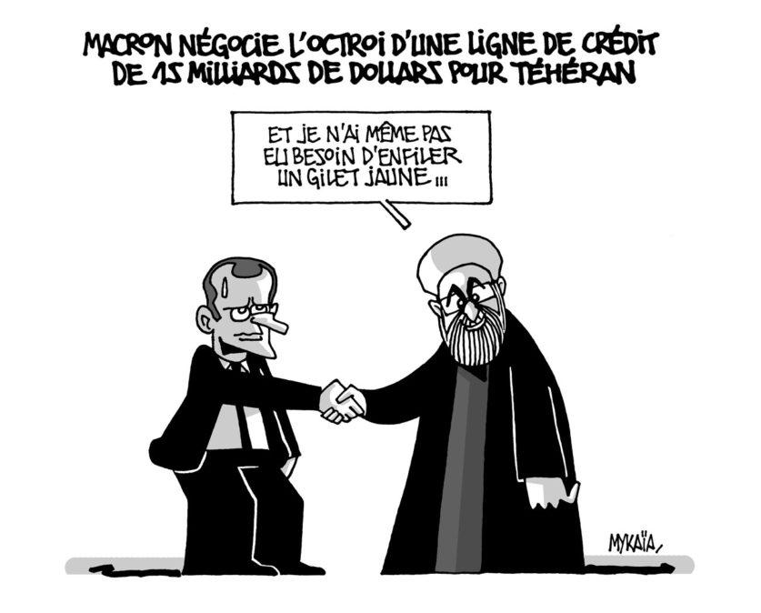 Crédits pour Téhéran