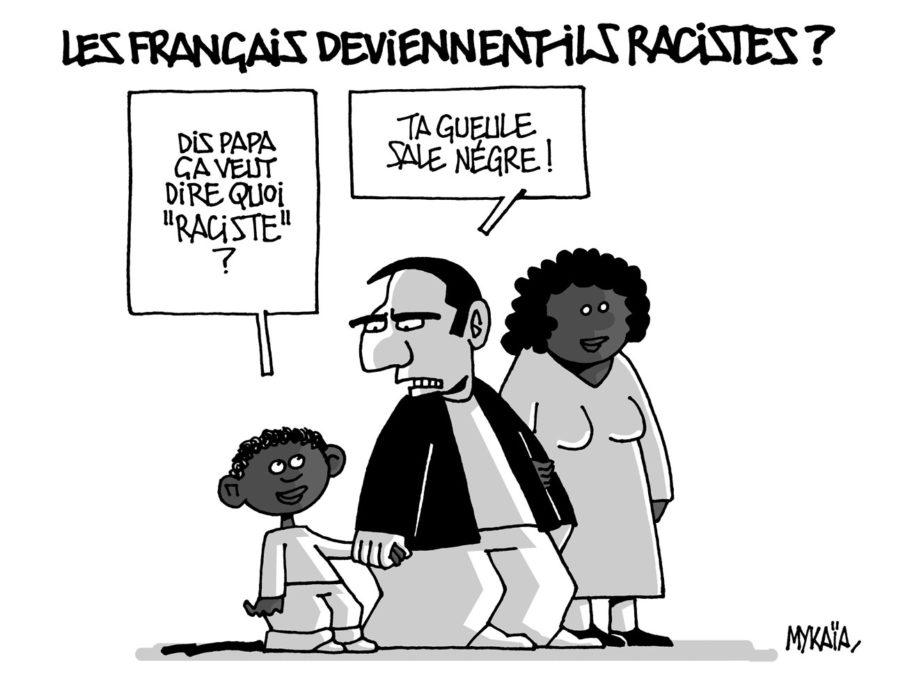 Les français deviennent-ils racistes ?