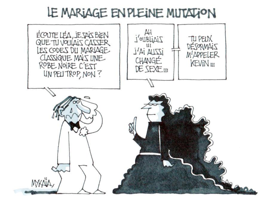 Mariage : et si on cassait les codes ?