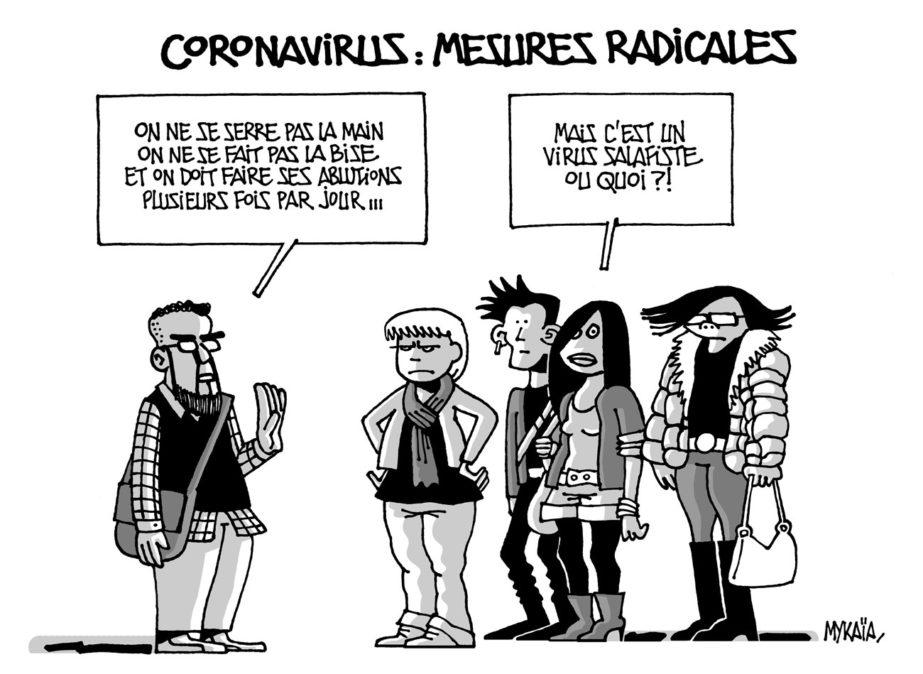 Coronavirus : mesures radicales
