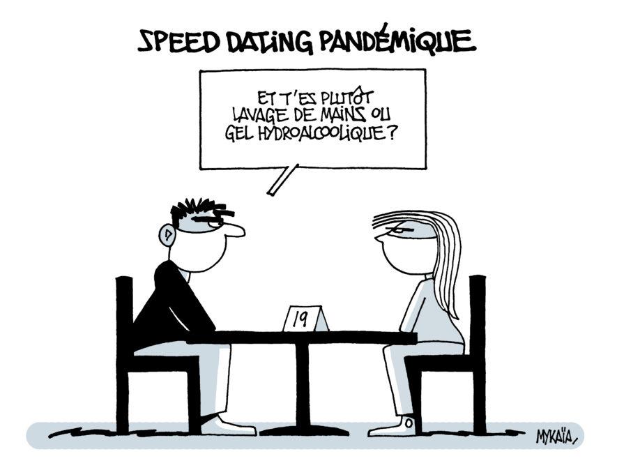 Pandémie : et l'amour maintenant ?