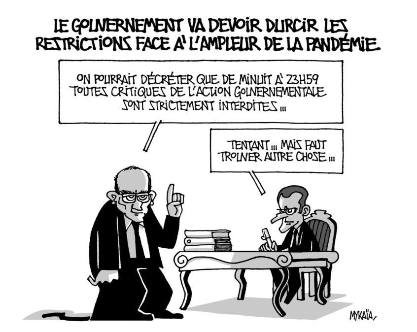 Mesures gouvernementales