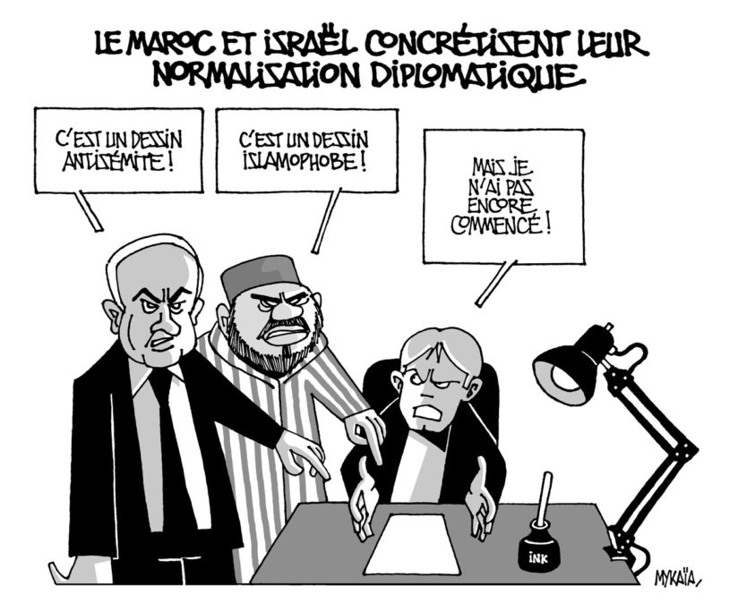 Le Maroc et Israël concrétisent leur normalisation diplomatique