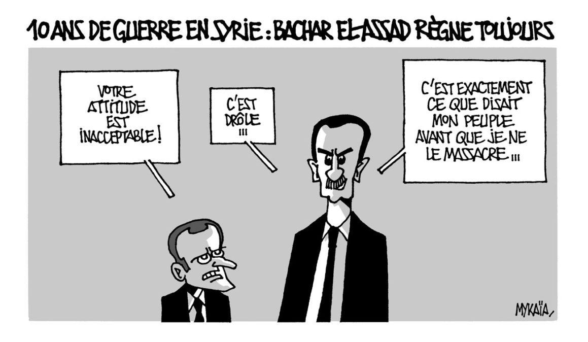 10 ans de guerre en Syrie : Bachar El-Assad règne toujours