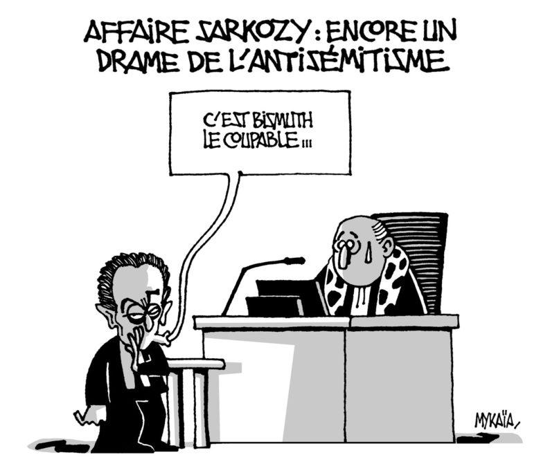 Affaire Sarkozy