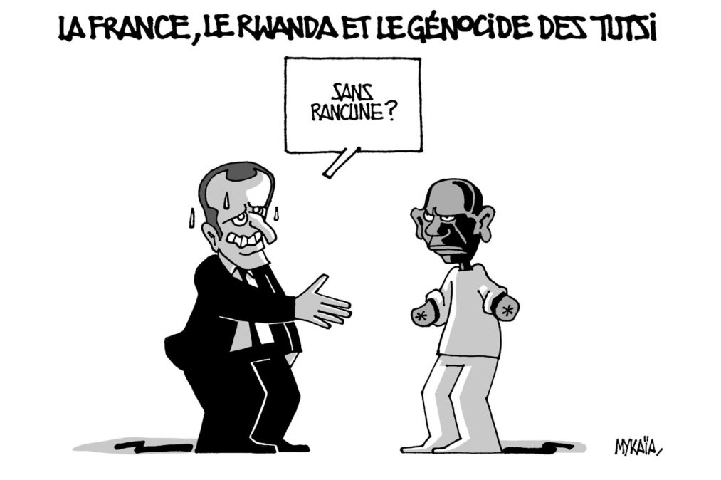 La France, le Rwanda et le génocide de Tutsi