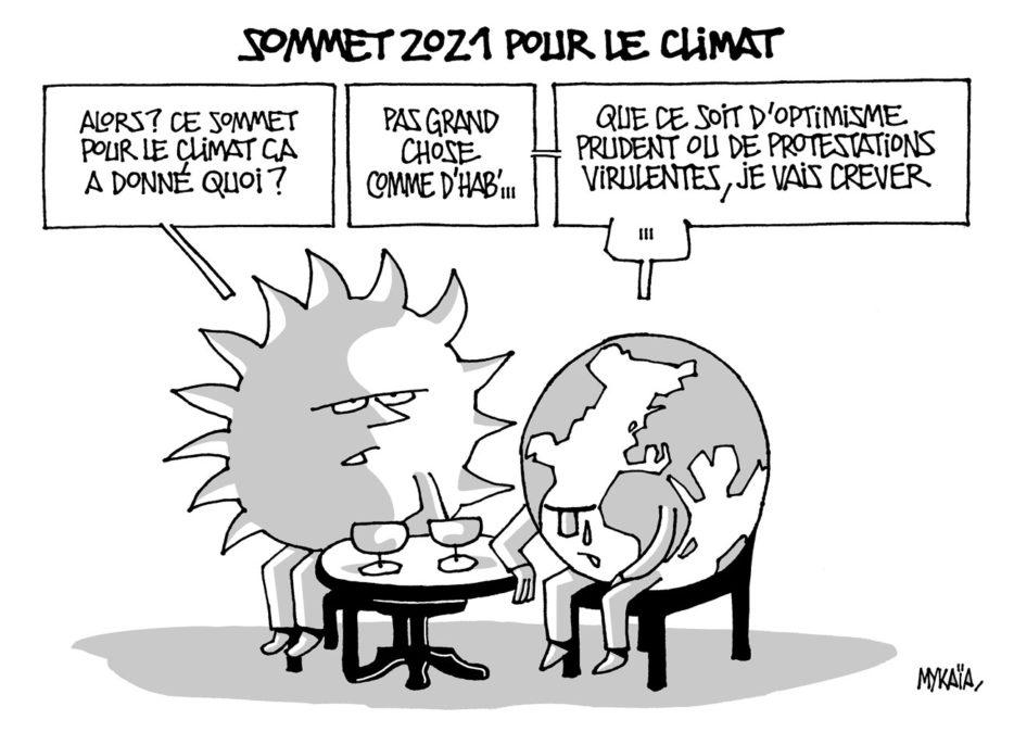 Sommet 2021 sur le climat