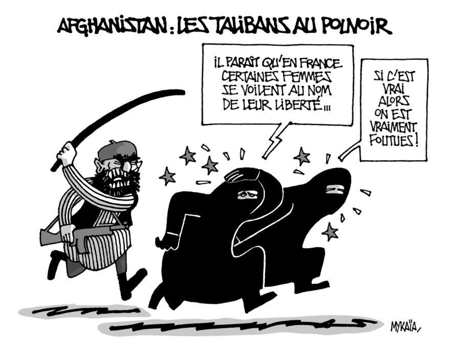 Afghanistan : les talibans au pouvoir