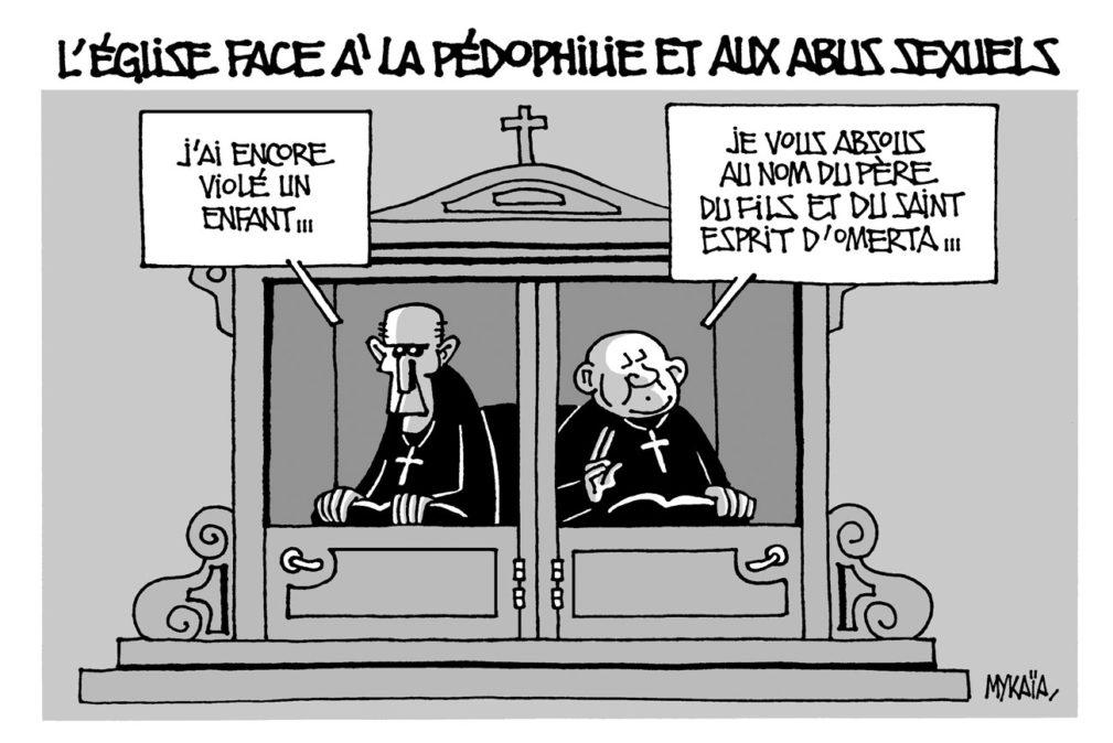 Église et pédophilie